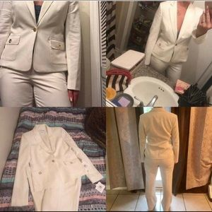 Calvin Klein Pant Suit NWT